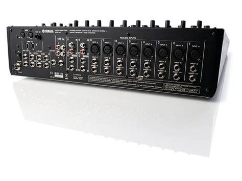 Mixer Yamaha N12 301 moved permanently