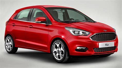 nuova ford ka 5 porte nuova ford ka il nostro rendering omniauto it
