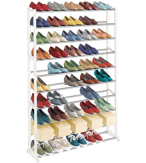 50 pair shoe cabinet 50 pair shoe organizer in shoe racks