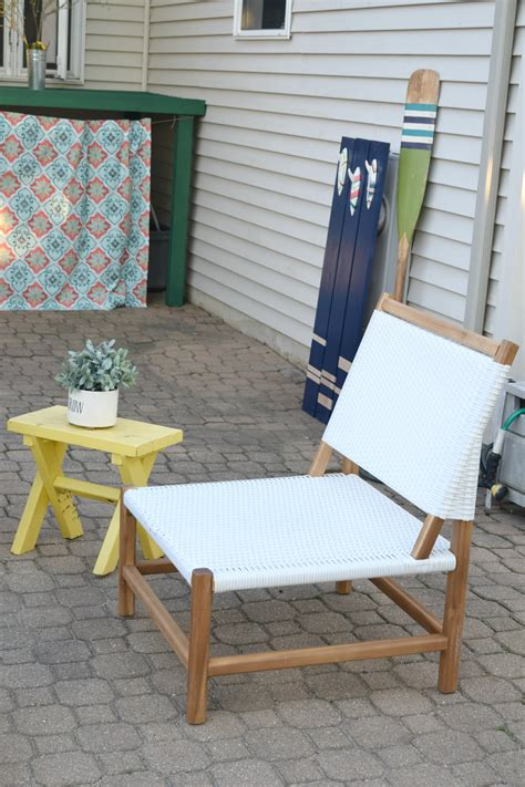 World Market Outdoor Chairs by Celebrating Outdoor Living How To Add Function Style