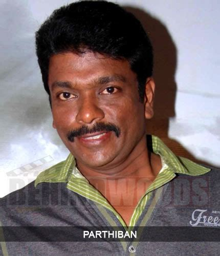 actor parthiban what is the real name behindwoods tamil movie