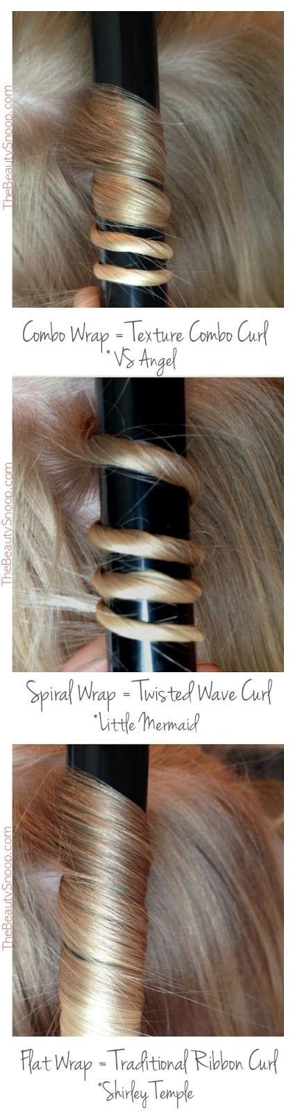 different ways to use the wand different types of curls to do hair styles