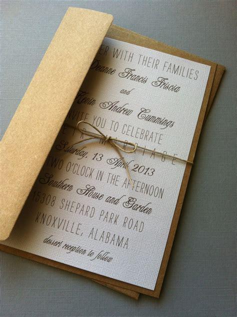Schlichte Hochzeitseinladungen by Floral Wreath Wedding Invitations Rustic Vintage