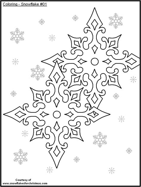free printable snowflakes to color christmas coloring pages snowflakes az coloring pages