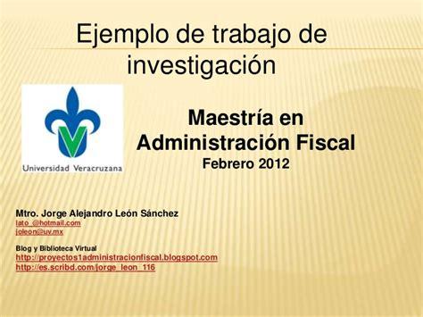 ejemplo proyecto de investigacion udv youtube ejemplo de proyecto de investigacion en a practica
