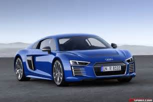 Audi R8 2016 2016 Audi R8 E Revealed In Gtspirit