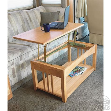 Dual Purpose Coffee Table Quot Wooden Quot You Like This Lovely Dual Purpose Coffee Table Laptop Platform Converts Within