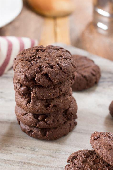 Choco Cookies Real Choco everything vegan breakfast cookies diary of an exsloth