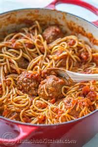 Dinner Ideas Italian Sausage Spaghetti And Meatballs Recipe Italian Spaghetti And Meatballs