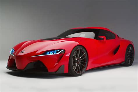 future toyota toyota ft 1 concept is your supra of the future video