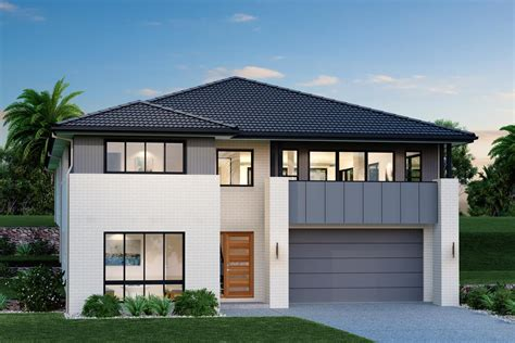 split level designs stamford 317 split level home designs in new south wales g j gardner homes