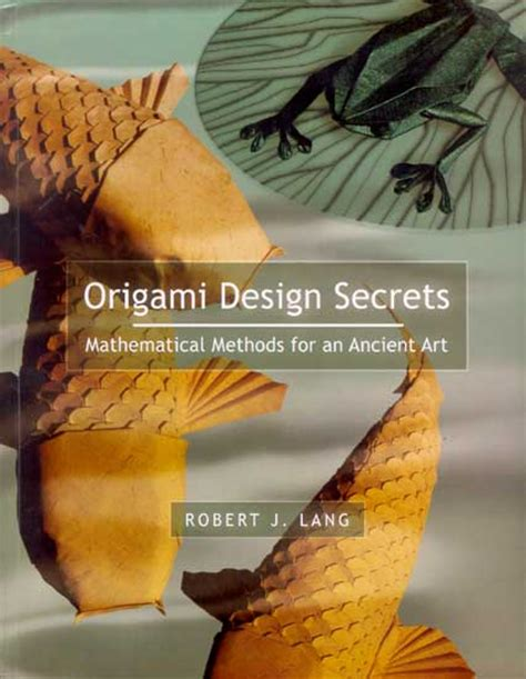 Origami Design Secrets - origami design secrets