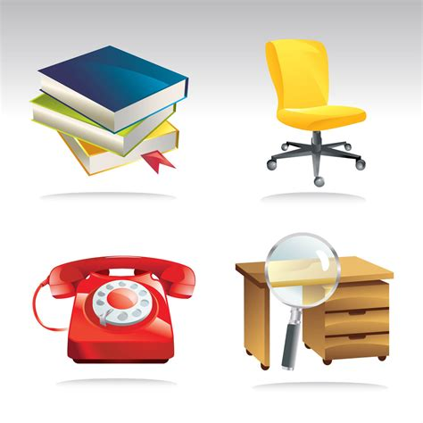 office clipart office vector clip