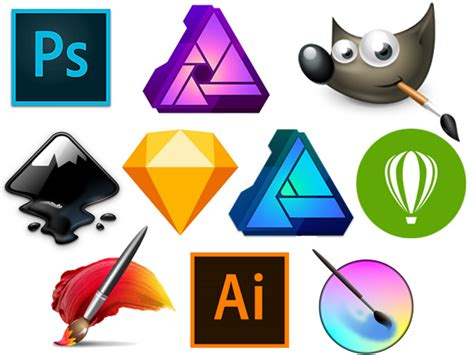 graphics software  windows  mac
