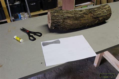 fabrication d un bureau en bois fabrication d un noeud papillon en bois ch 234 ne atelier