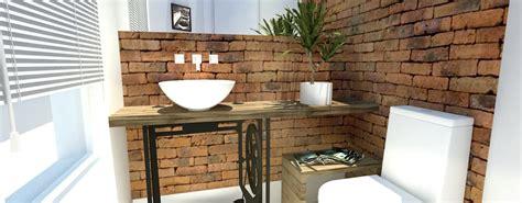 lavabo rustico 31 maravilhosos banheiros e lavabos r 250 sticos