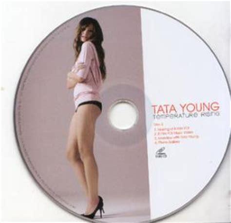 Cd Tata Temperature Rising tata タタ ヤン temperature rising cd vcd ジャケ違い 映像特典付 alphabet records タイポップス タイ