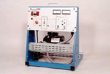 capacitor company rhode island dac 411 permanent split capacitor start psc ac motor trainer