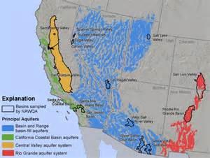 usgs nawqa regional assessments of principal aquifers