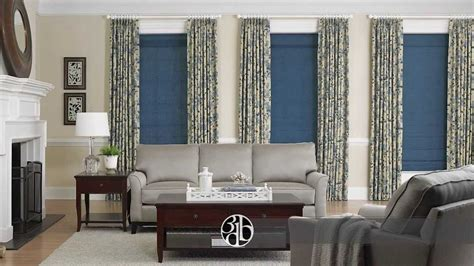 Drapes Bay Window 3 Day Blinds Custom Window Treatments Blinds Shades