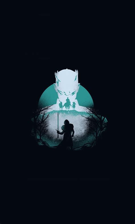 wallpaper game  thrones knight king