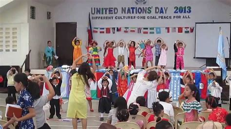 United Nations Nation 5 by Kindergarten S Presentation United Nations Day 2013