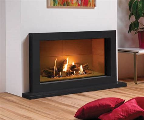 Effect Fireplace Surrounds by Log Effect Gas Frameless Or Choice Of Surrounds