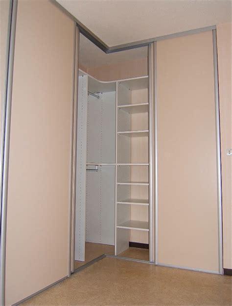 placard d angle chambre beautiful portes de placard sur mesure ikea dressing d