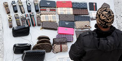 replica designer clothes fake bags clothing less popular as shoppers find better