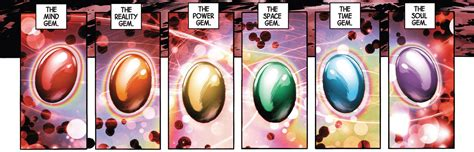 infinity gauntlet a visual guide to marvel s infinity stones infinity