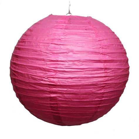 Paper Lantern Pink 12 quot pink paper lanterns