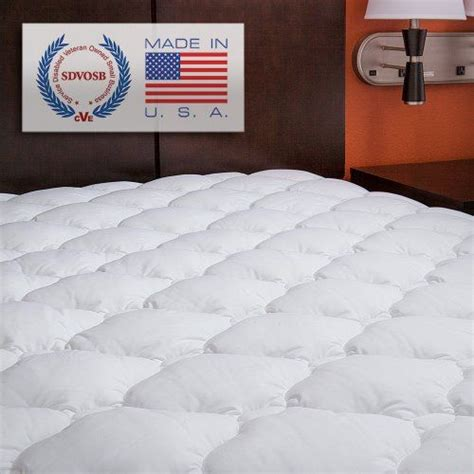 Thick Crib Mattress Pad Plush Thick Fitted Mattress Topper Crib Exceptionalsheets Http Www Dp