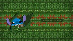 Download our ugly christmas sweater inspired wallpaper disney parks