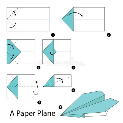 Steps To Make A Paper - step by step how to make origami a paper