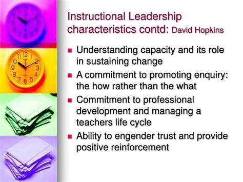 leading change together developing educator capacity within schools and systems books ppt of leadership powerpoint