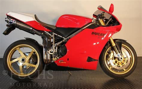 Motorrad Fuchs Ducati by Fuchs Motorrad Bikes Ducati 998 R