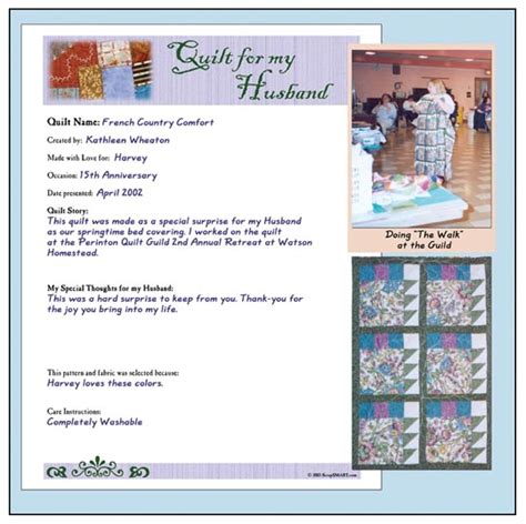 quilt journal template quilting journals and templates on