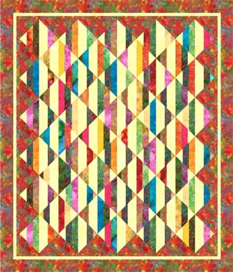 Hoffman Free Quilt Patterns by Berrima Patchwork Hoffman Fabrics Free Jelly Roll Pattern