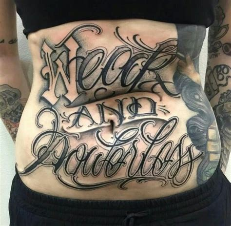 toller 3d effekt tattoos pinterest beautiful nice last name above belly button is on my list tattoo