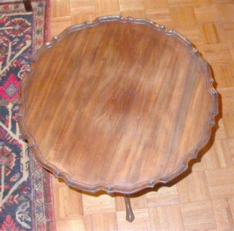 georgian mahogany tilt top pie crust table for sale at 1stdibs