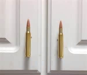 30 06 brass bullet cabinet door pulls hunting lodge by