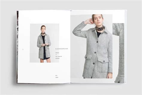Lookbook Layout | use these 8 stunning lookbook designs to showcase your