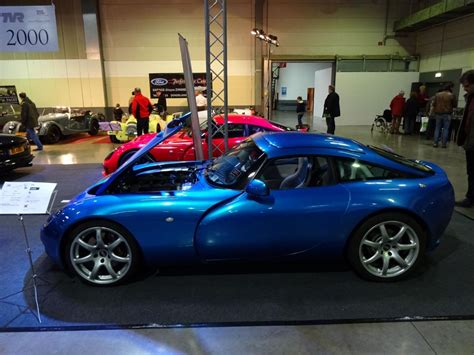 tvr 350t tvr t 350 t beim autojumble 2016 in luxembourg