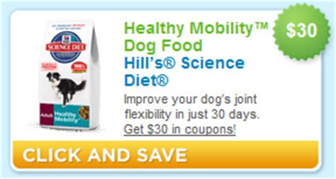 hills dog food printable coupons hill s science diet 30 in coupons moms need to know