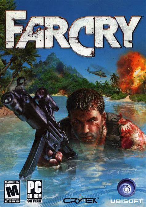 Jual Cd Pc by Far Cry 1 Free Version Pc