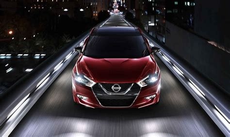 Nissan 2020 Objectives by 2020 Nissan Maxima Release Date Concept Redesign