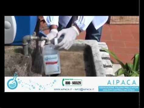 analisi acqua rubinetto laboratorio analisi acqua batteriologico e chimico pozzo