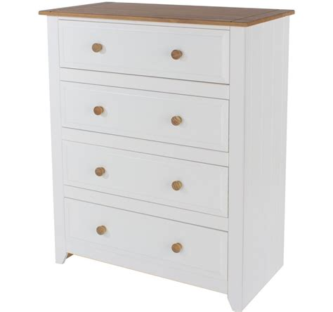 White Drawers by Abdabs Furniture White Chest Of Drawers