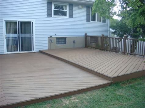 modern deck outdoor decks and patios pictures patio