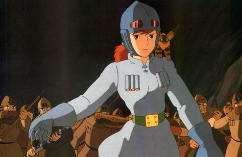 ghibli film theories nausicaa using an insect charm nausicaa of the valley of